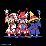 My Three Mages design PRINT ENDED on Yetee (30july by SarahRichford