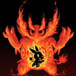 The Fire Boar - Tepig and Emboar by SarahRichford