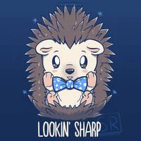 Lookin Sharp TechraNova design by SarahRichford