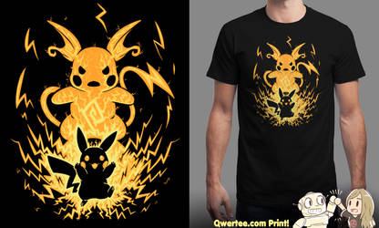 Qwertee is printing this design 28 Feb 1 March by SarahRichford