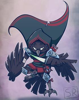Crow Rogue - Crogue