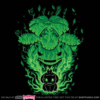 ShirtPunch is printing this GREEEN design (ENDED) by SarahRichford