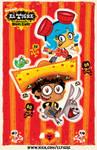 El Tigre 2007 ComiCon poster 2