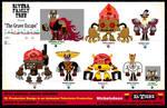 El Tigre family tree