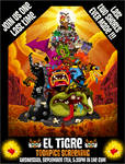 Internal El Tigre Poster