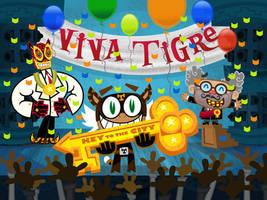El Tigre -original main title
