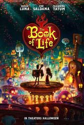 The Book of Life teaser poster by mexopolis