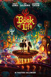 The Book of Life teaser poster