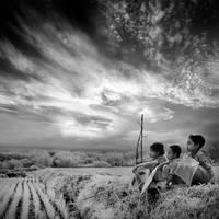 kite catcher by Chaerul-Umam
