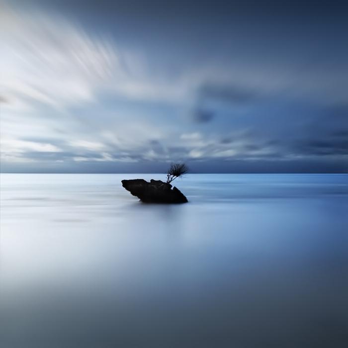 Shark Fins by Chaerul-Umam