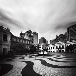 Senado Square by Chaerul-Umam