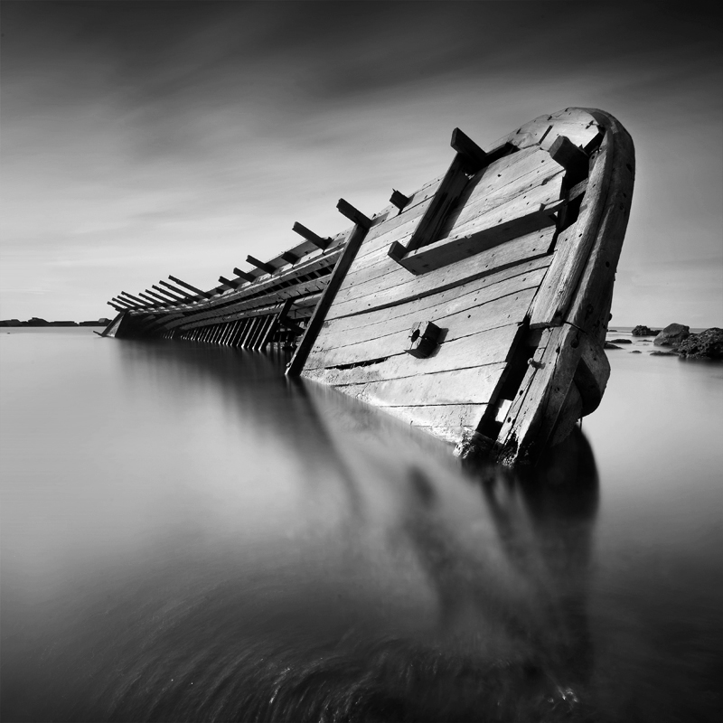 Perahu Karam by Chaerul-Umam