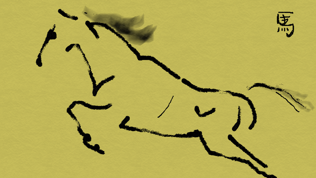Prancing Horse by CastilloVerde