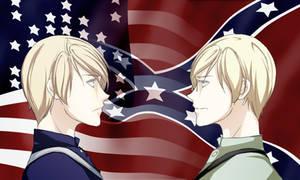 Civil War Union vs Confederate