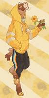 I Wanna Be Your Sunflower Boy