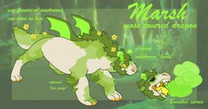 Dragon sona - Marsh