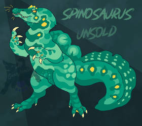 Speenosaurus adopt ! $50 [CLOSED]