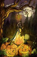 Samhain by RamylieDouglas
