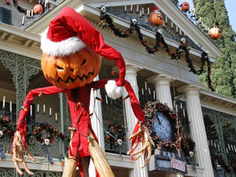 Haunted mansion holiday by DisneyObsessed