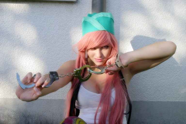 Not a prisoner anymore! - Jewelry Bonney by kaogummii