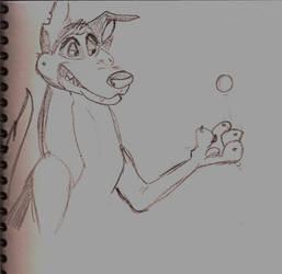 Charlie Barkin Sketch