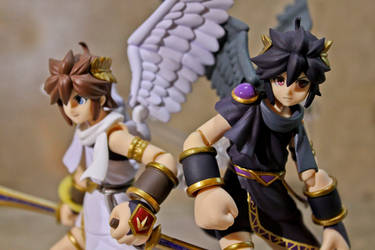 Pit and Dark pit Figma