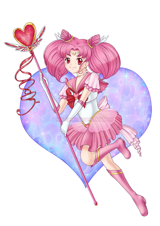 Sailor Chibimoon by Raichana