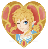 Heart Container by Raichana