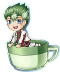 cup o' Kevin
