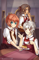 Zine no Kiseki 2 - Pudding by Raichana