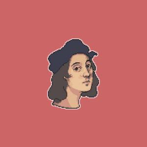 Portrait of Raphael, 2018