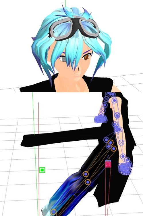 MMD - Can someone help me? (again) by Ayumichigolove