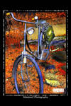 Old Bike by MaskresZ