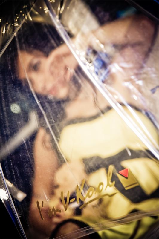 Under Umbrella by MaskresZ