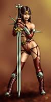 Barbarian Elf