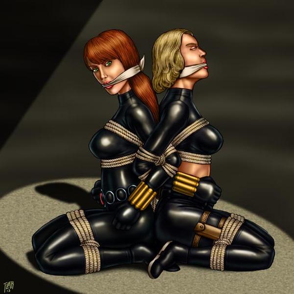 Black Widows By Sleinadflar On Deviantart