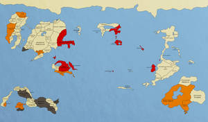 Ulutha Modern Faction Map