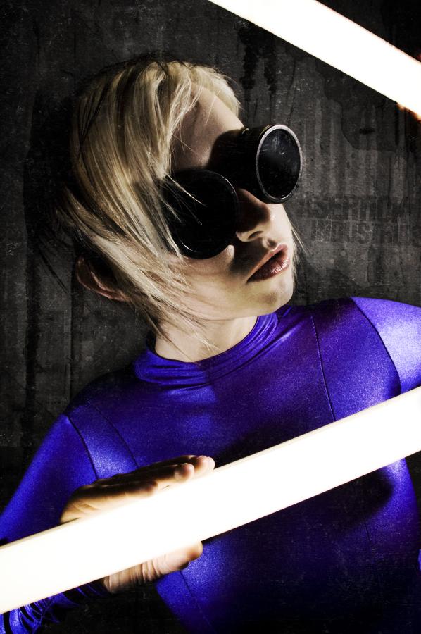 Purple Menace by destroyinc