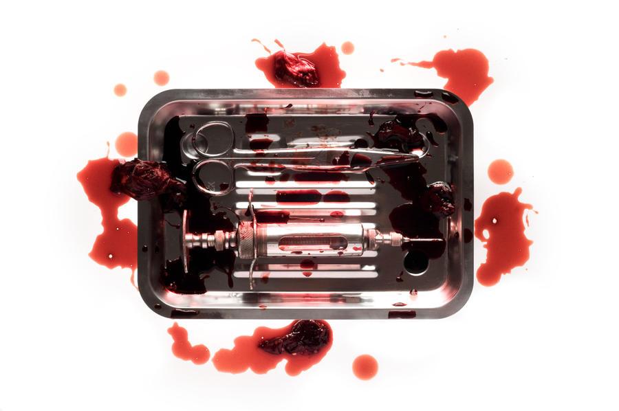 Bloody Tools by destroyinc