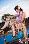 Hula Girl by destroyinc