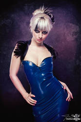 Loriel in Latex by destroyinc
