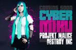 Coming Soon: CYBER MIKU