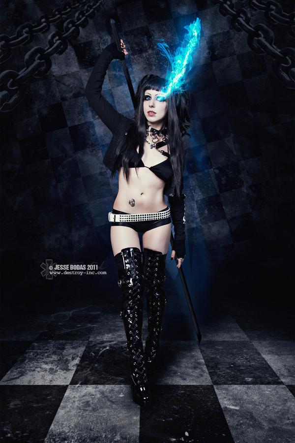 Cyber Black Rock Shooter