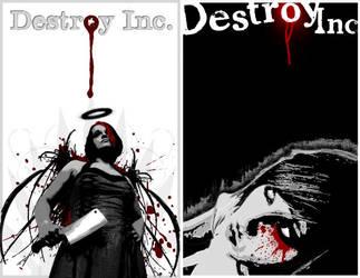 Destroy Inc. Posters by destroyinc