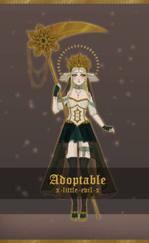 adopt | princess of the death | open