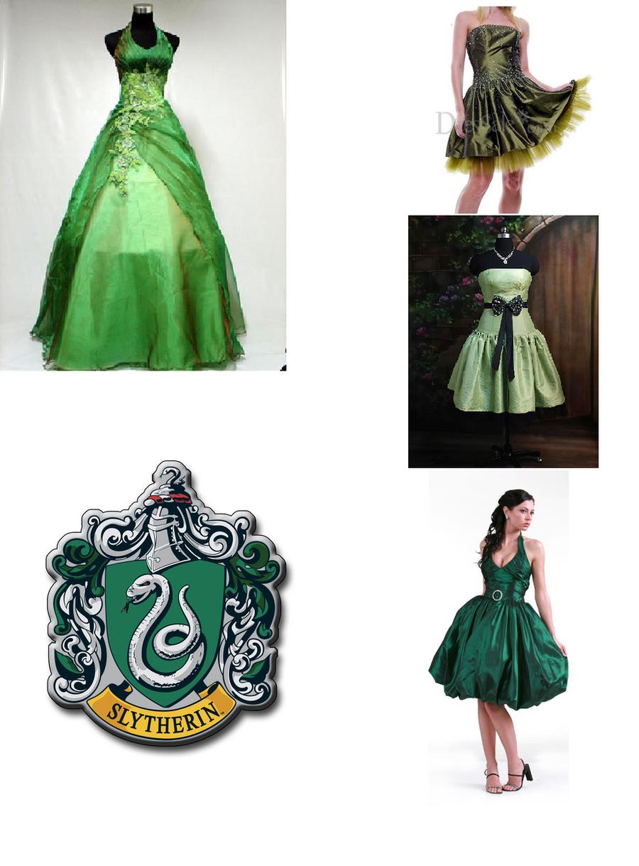 Slytherin Dresses_Other dresses_dressesss