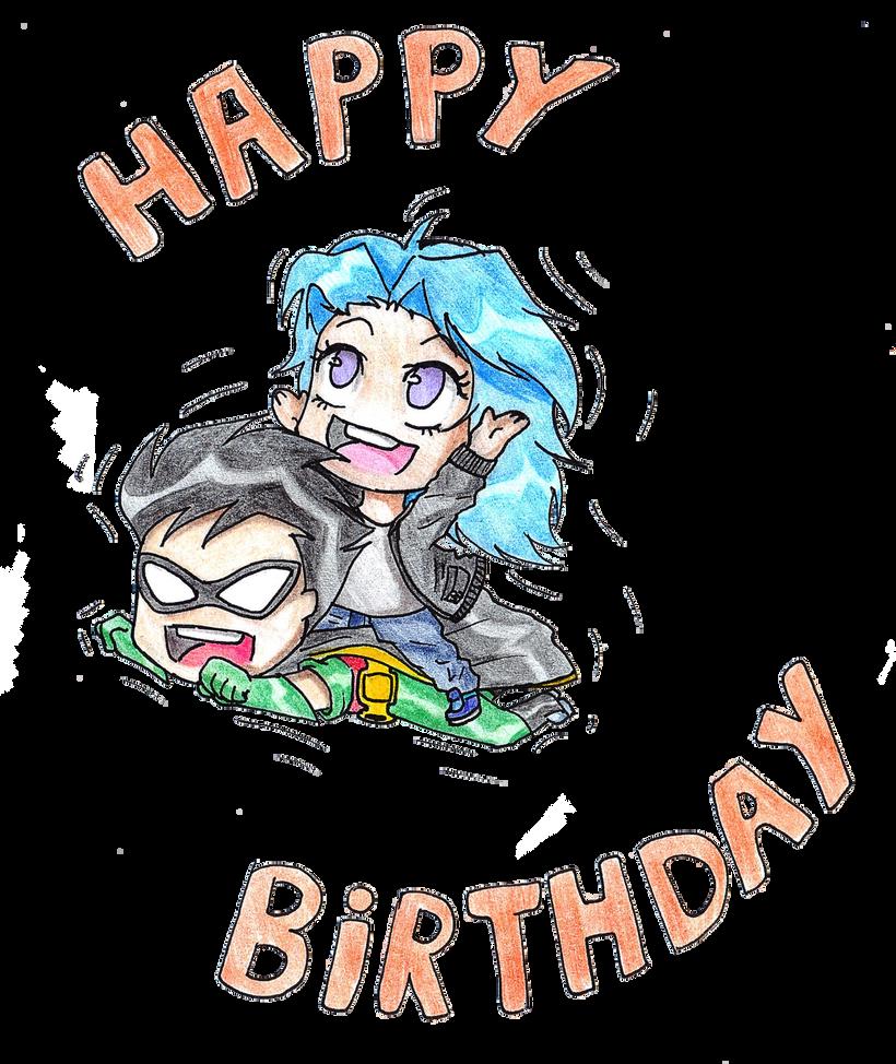 Happy Birthday Mindy! By Lillyflover On DeviantArt