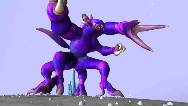 Spore: King of the Mutants