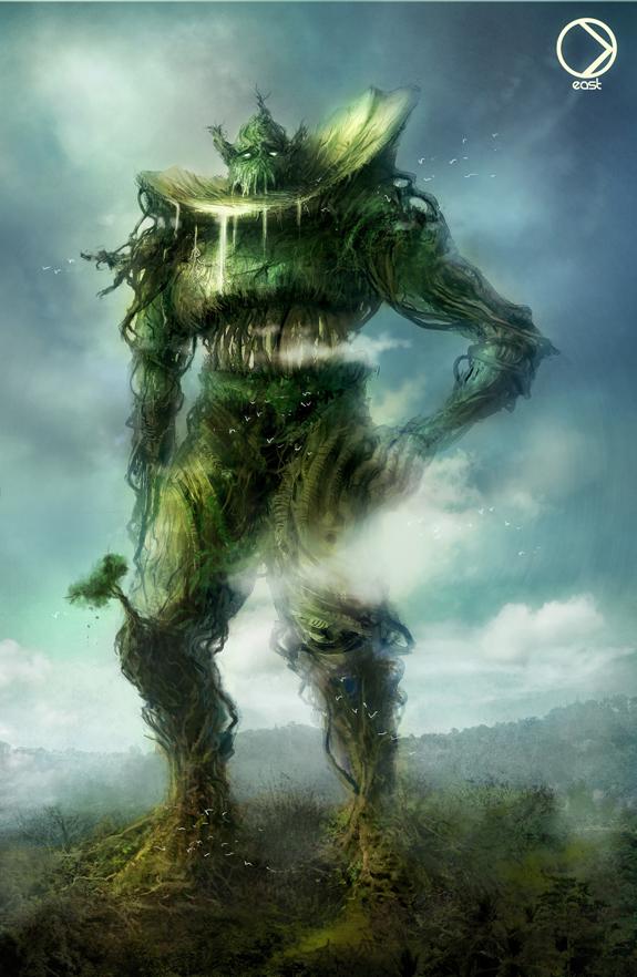 Guardian of the East by artofjosevega
