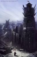 The Tower by artofjosevega